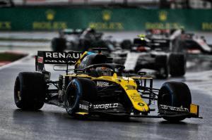 Grand Prix de Formule 1 de Turquie 2020-2