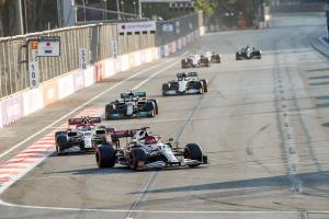 2021 Azerbaijan Grand Prix - Sunday (15)