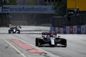 2021 Azerbaijan Grand Prix - Sunday (27)