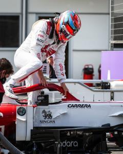 2021 Azerbaijan Grand Prix - Sunday (65)