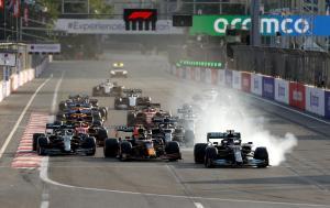 2021 06 05 GP F1 Bakou Azerbaidjan 2021
