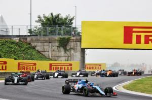 4-Grand Prix de Hongrie 2021