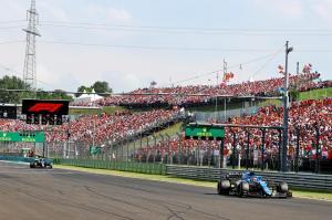 5-Grand Prix de Hongrie 2021