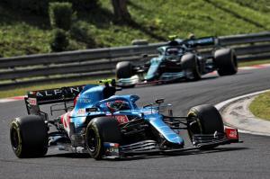 7-Grand Prix de Hongrie 2021