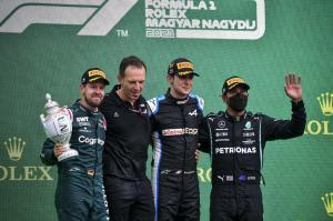 2021 08 01 GP F1 Hungaroring Hongrie 2021