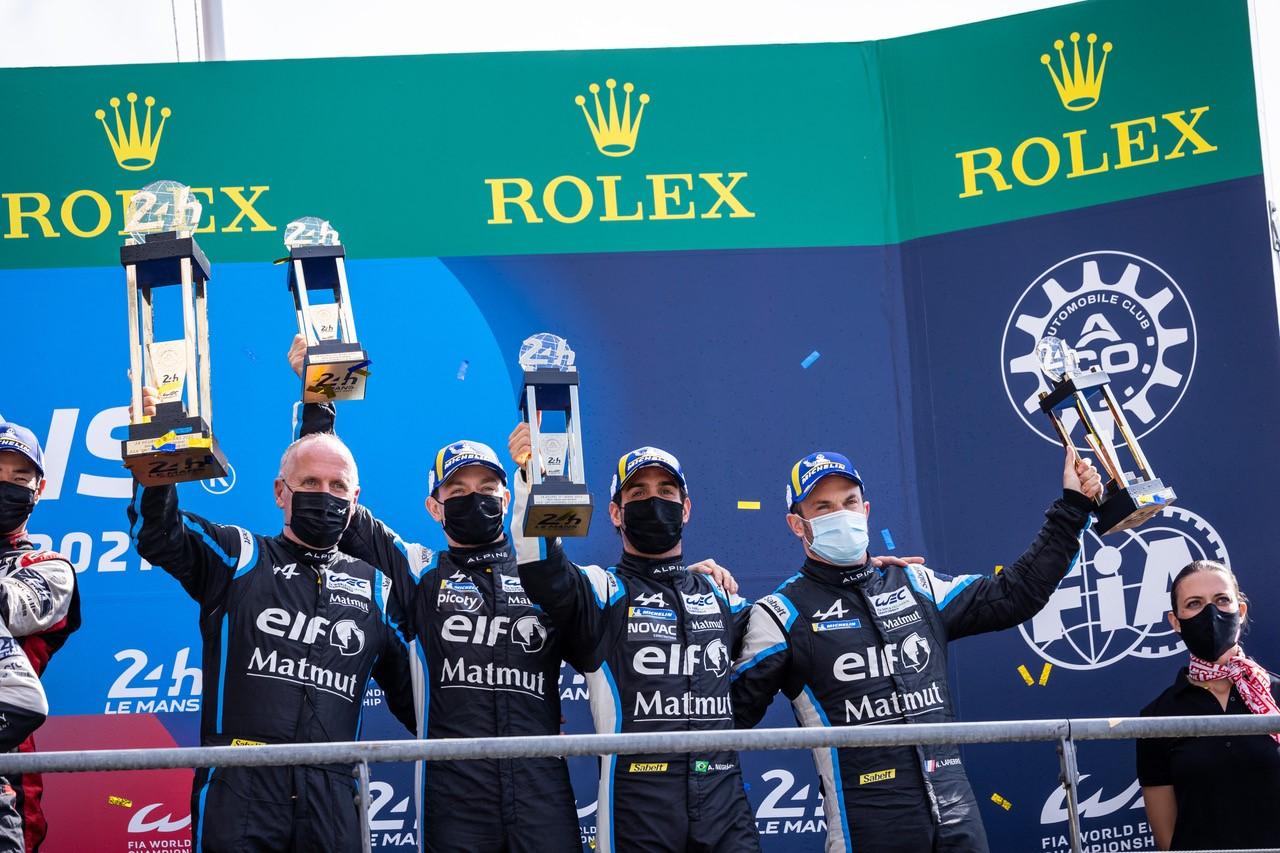 1-2021 - WEC 24 Heures du Mans