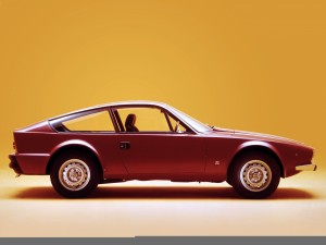 Alfa Romeo Junior Z 1600