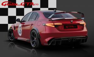 14 Alfa Romeo Giulia GTA dedicated Livery