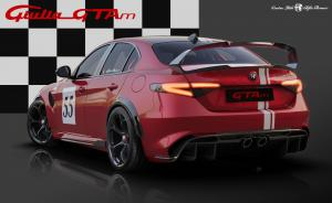 20 Alfa Romeo Giulia GTA dedicated Livery