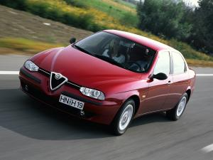 Alfa Romeo 156 V6 2L5 24V
