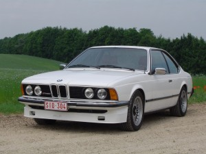Alpina B7 Turbo Coupé E24