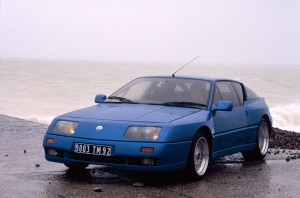 Alpine V6 Turbo Le Mans GTA