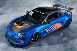 Alpine A110 Mk2 GT4