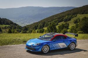 Alpine A110 Mk2 Rally 2019