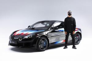 2021 - Alpine A110 x Felipe Pantone-11