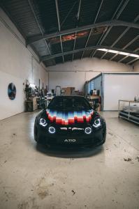 2021 - Alpine A110 x Felipe Pantone-18