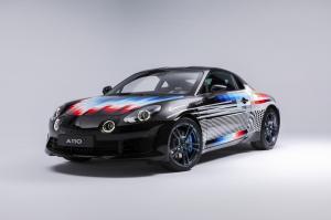 2021 - Alpine A110 x Felipe Pantone-4