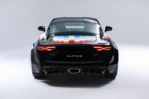 2021 - Alpine A110 x Felipe Pantone-8