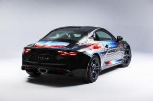 2021 - Alpine A110 x Felipe Pantone-9