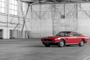 Aston-Martin AM Vantage 1972