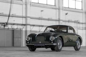 Aston-Martin DB2 Vantage
