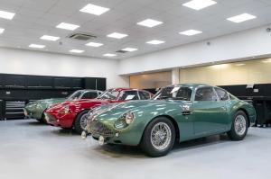 Aston-Martin DB4 GT Zagato Continuation