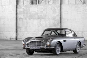 Aston-Martin DB5 Vantage