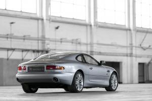 Aston-Martin DB7 V12 Vantage