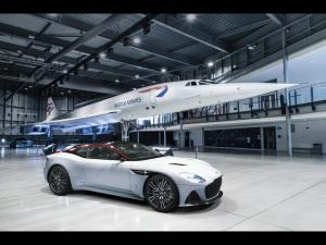 Aston-Martin DBS Superleggera Concorde