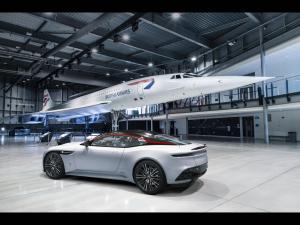 Aston Martin DBS Superleggera Concorde Edition 02