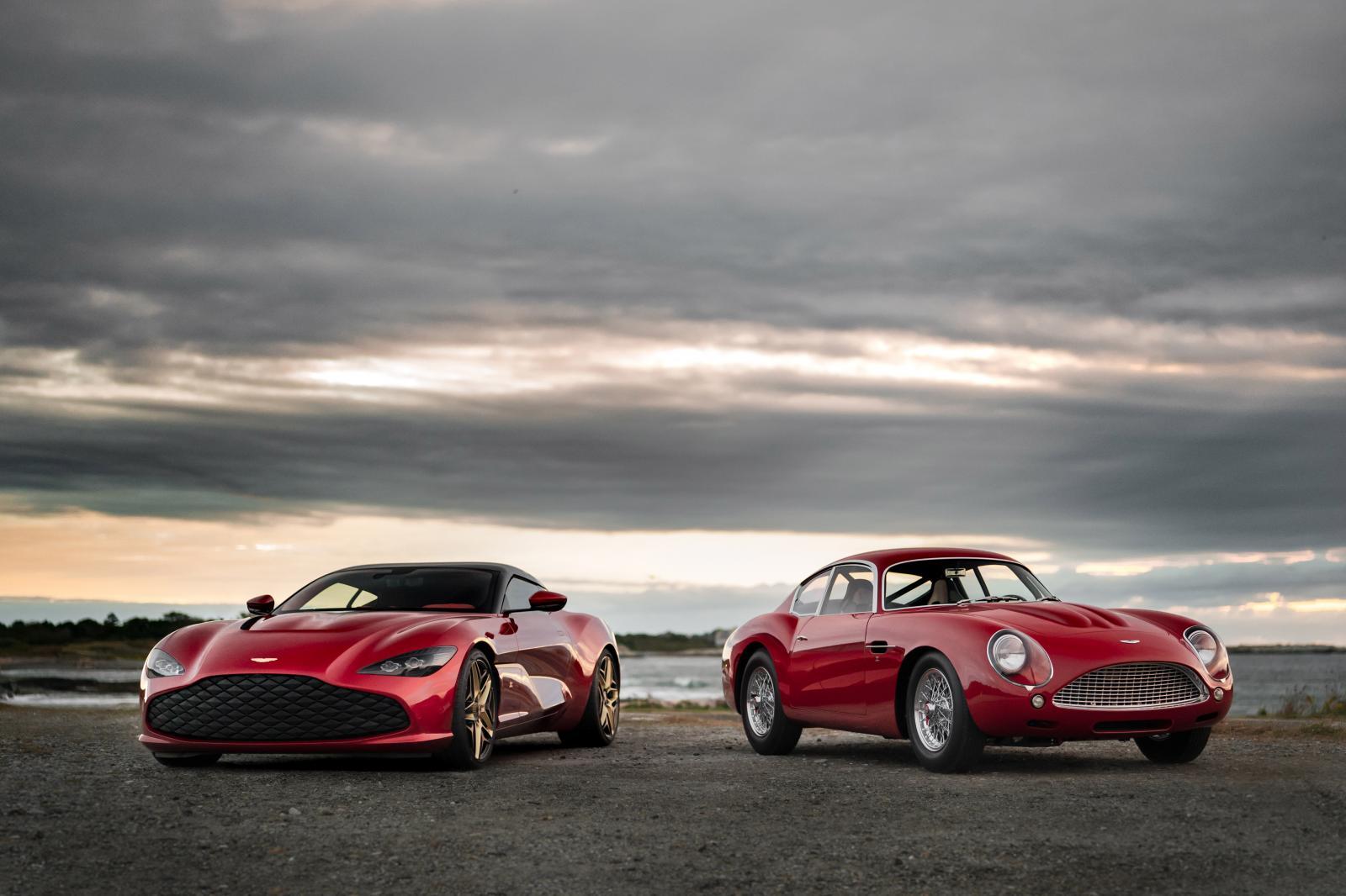 Aston Martin DBZ Centenary Collection (1)