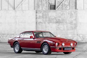 Aston-Martin V8 Vantage 1977