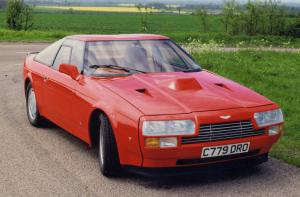 Aston-Martin Vantage Zagato