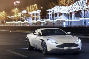 Aston Martin DB11 V8 Biturbo