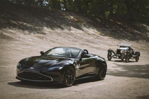 Q by Aston Martin Vantage Roadster A302