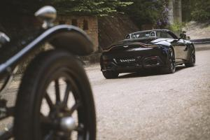 Q by Aston Martin Vantage Roadster A303