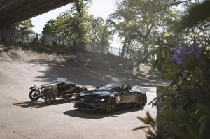 Q by Aston Martin Vantage Roadster A305