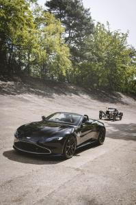 Q by Aston Martin Vantage Roadster A307