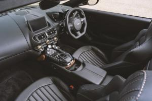 Q by Aston Martin Vantage Roadster A308