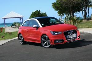 Audi A1 1L4 TFSi 185 ch