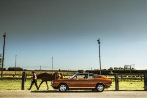 Portrait passionne Audi 100 Coupe S