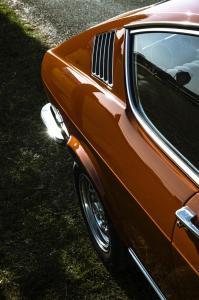 Portrait passionne Audi 100 Coupe S 2