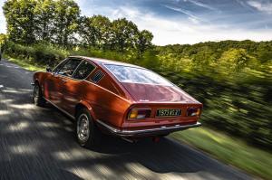 Portrait passionne Audi 100 Coupe S 4