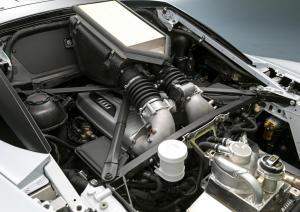 R8 LMS GT2 moteur