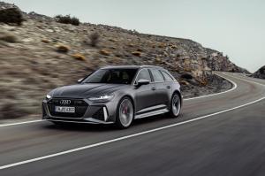Audi RS6 Avant Mk4 2019