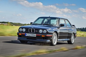 BMW M3 E30 Sport Evolution