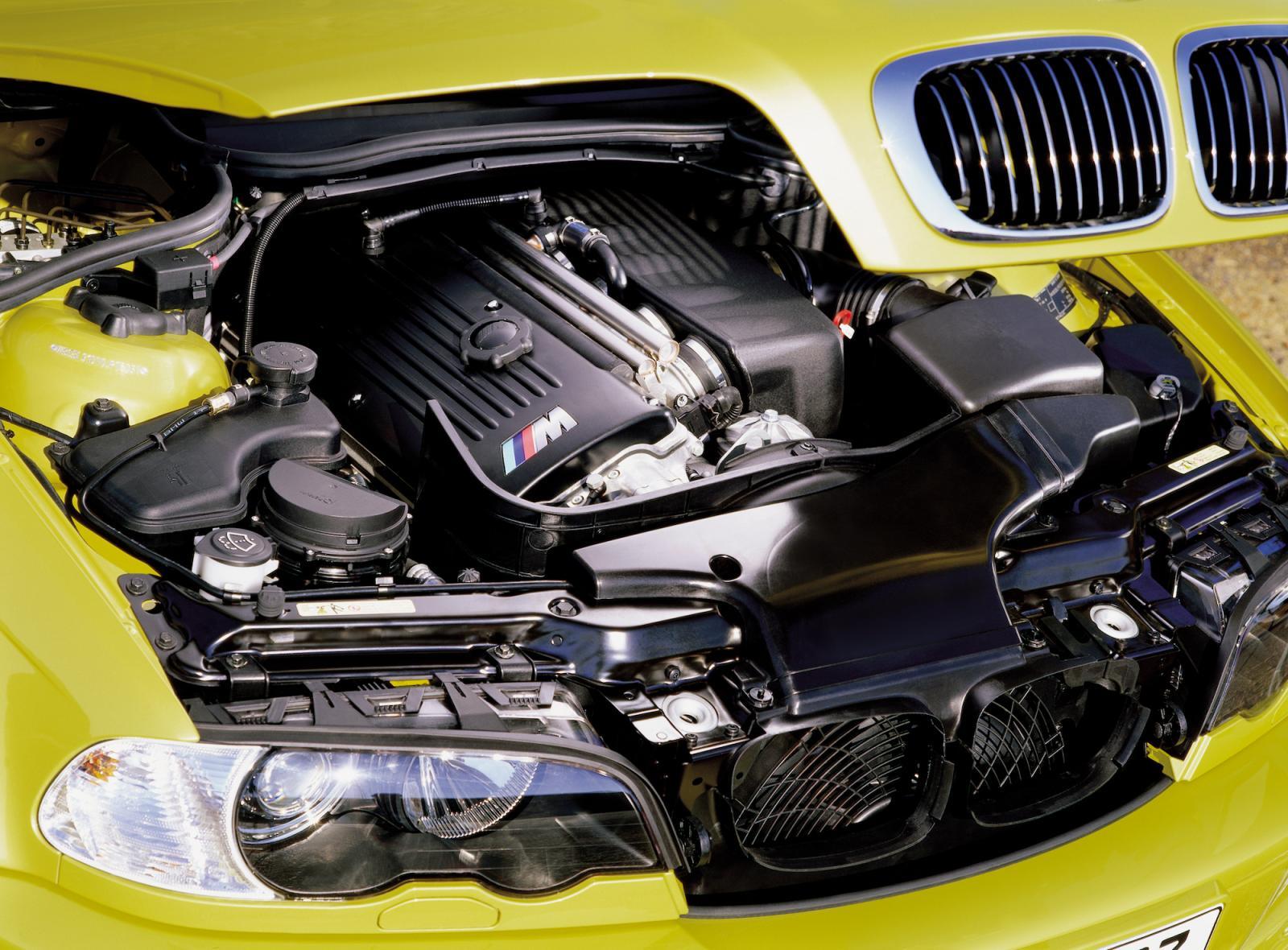 BMW M3 E46 -
