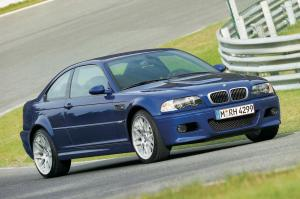 BMW M3 E46 Package Competition