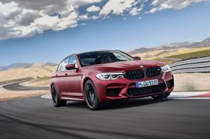 BMW M5 F90 First Edition