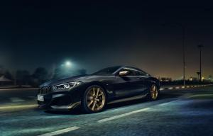 BMW S rie 8 Golden Thunder Edition-2